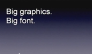 graphics and fonts